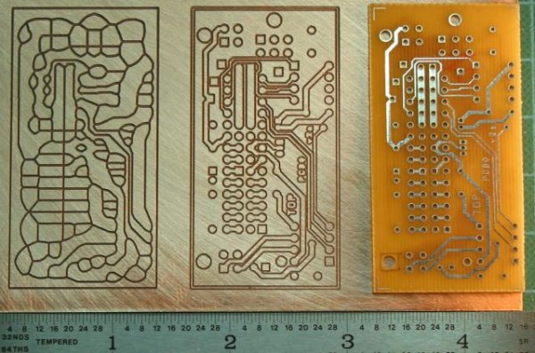 Drl Visolate Voronoi Toolpaths For Pcb Mechanical Etch