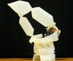 Geometric Design of Print-and-Fold Robots via Composition