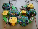 The Self-Reconfiguring Molecule Robot
