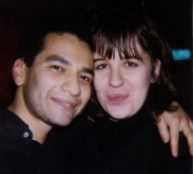 My wife - Christine Rodriguez