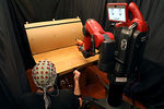 Using Muscle and Brain Signals to Supervise Robots