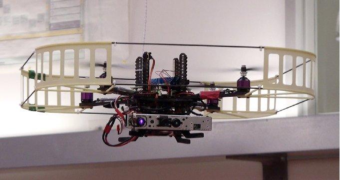 Robust Robotics Group | CSAIL Main/Micro-Air Vehicle